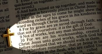 Ephesians 2.8