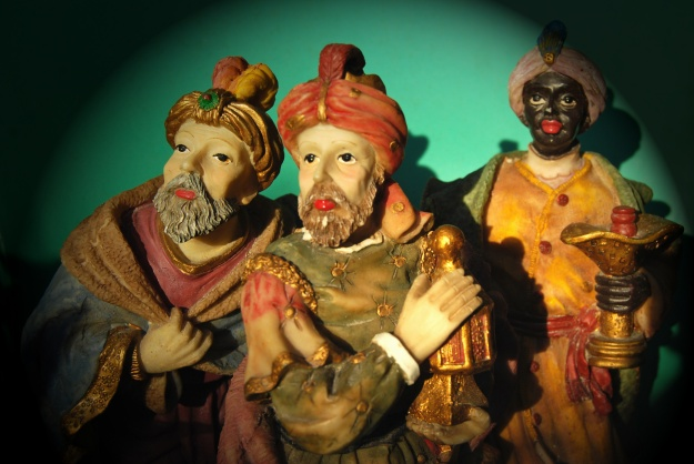 Reyes Magos, Melchor, Gaspar, Baltasar, Navidad